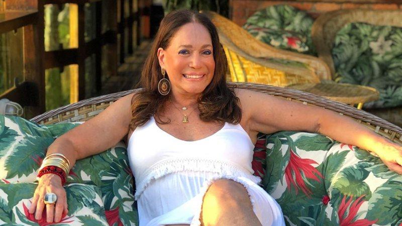 Susana Vieira revela estar com medo de morrer durante a pandemia do Coronavírus