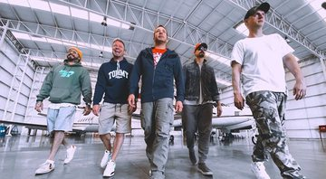 Backstreet Boys adiam show em SP - Instagram