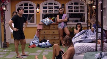 BBB20: Pyong Lee briga com brothers - Gshow