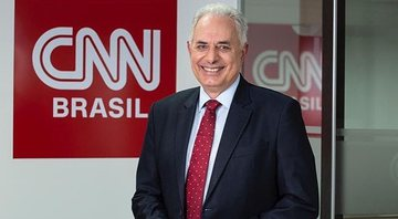 William Waack é afastado da CNN Brasil - Instagram