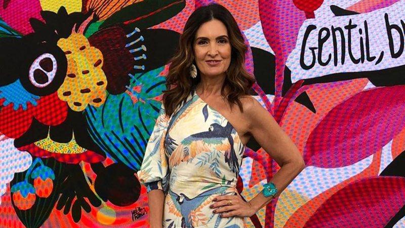 Fátima Bernardes eleva audiência da TV Globo