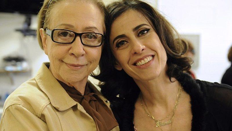 Fernanda Torres e Fernanda Montenegro gravam nova série 'Amores Impossíveis' com a família