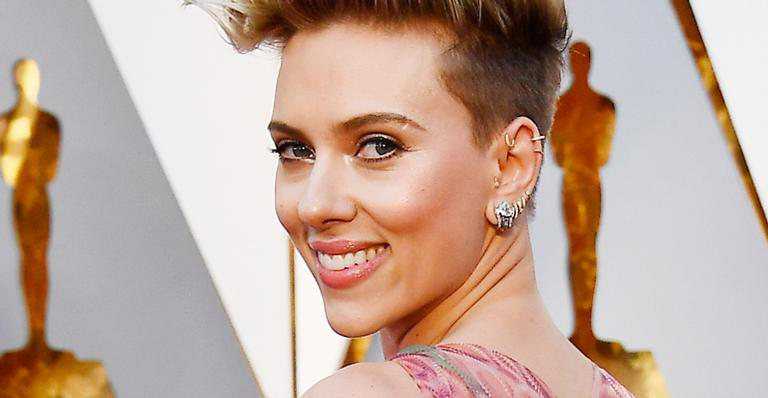 Scarlett Johansson está sempre entre as mais belas do evento