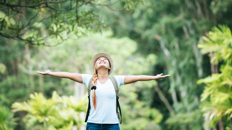 Entre em contato com a natureza; atitude combate ansiedade e estresse