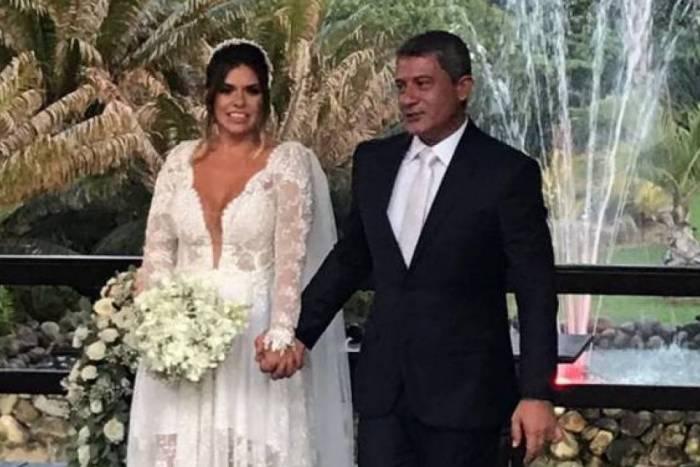 Casamento Tom Veiga