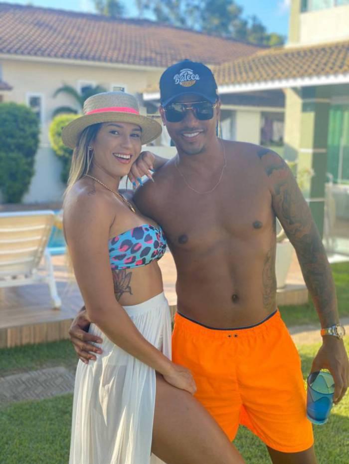 Milena Bemfica está namorando empresário