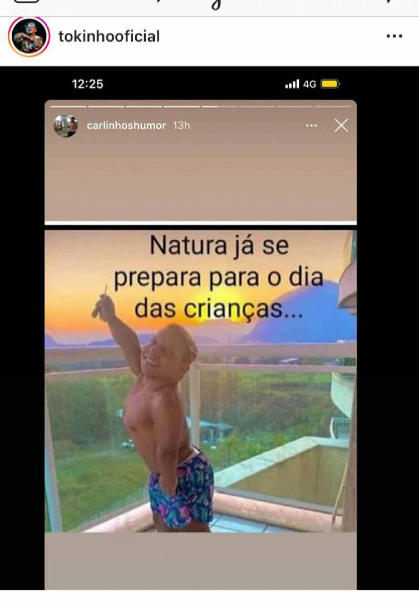 Carlinhos Mendigo ofende ex-colega de trabalho