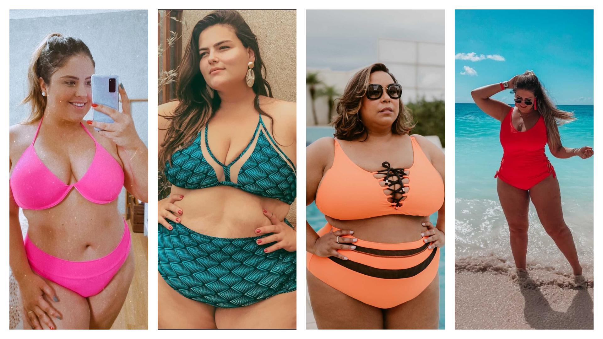 Aline Zattar mostra corpos brasileiros perfeitos para o verão