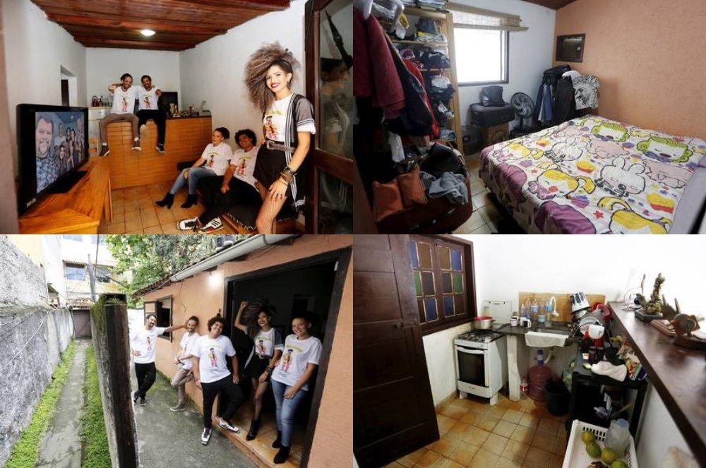 Casa de Babu Santana
