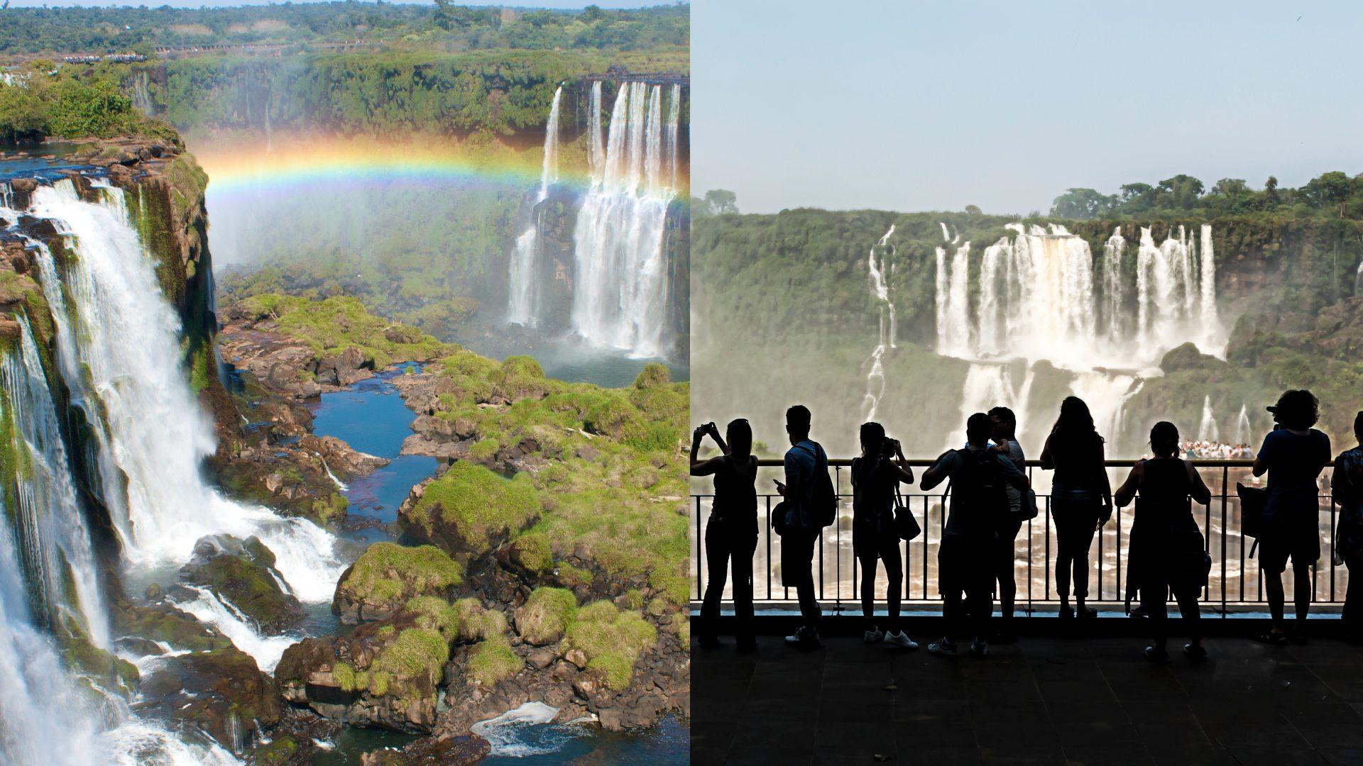 Foz do Iguaçu é um destino perfeito para um ano novo tranquilo