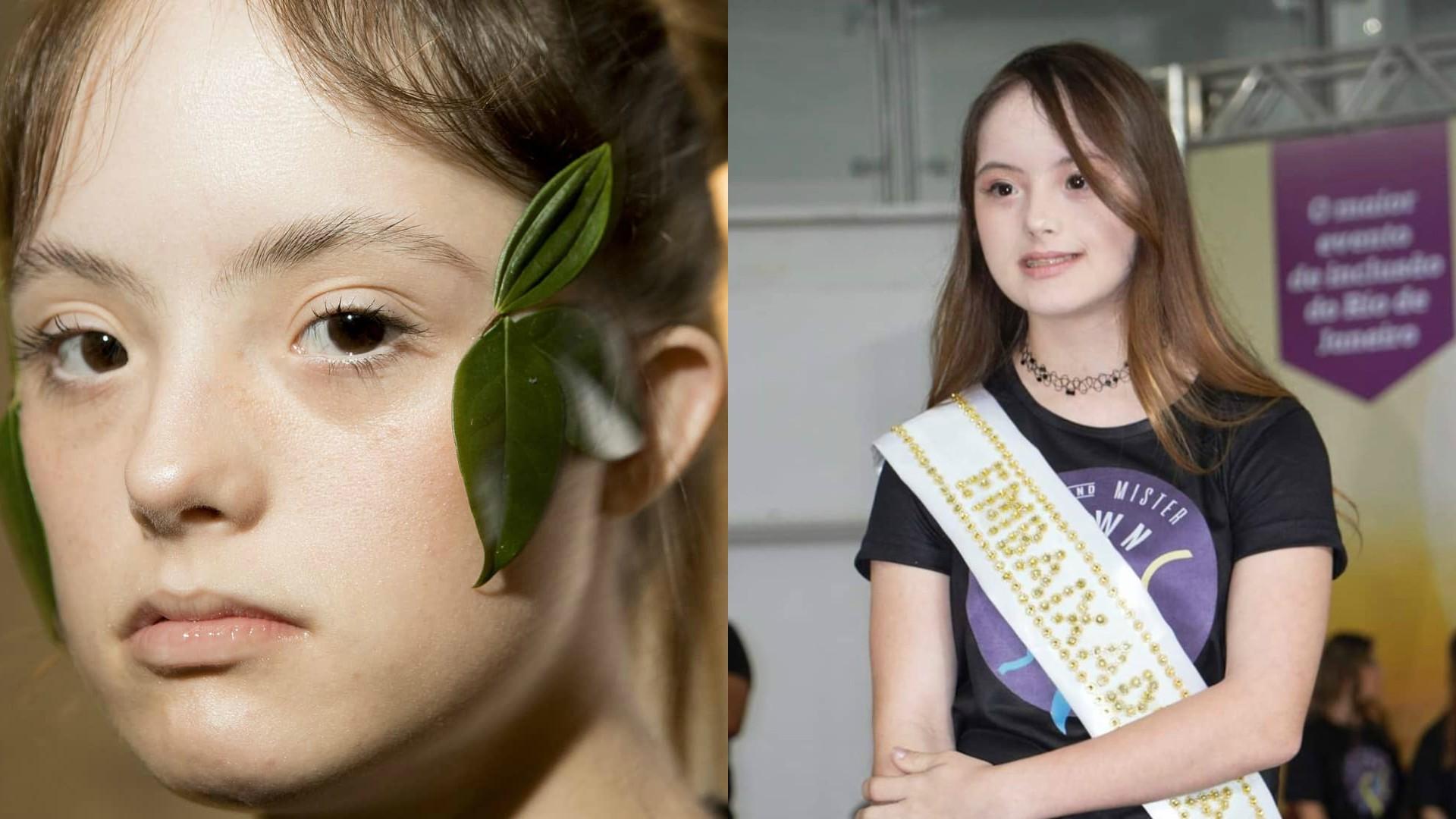 Maju Araújo é Embaixadora da beleza e Miss Teen RJ 2019