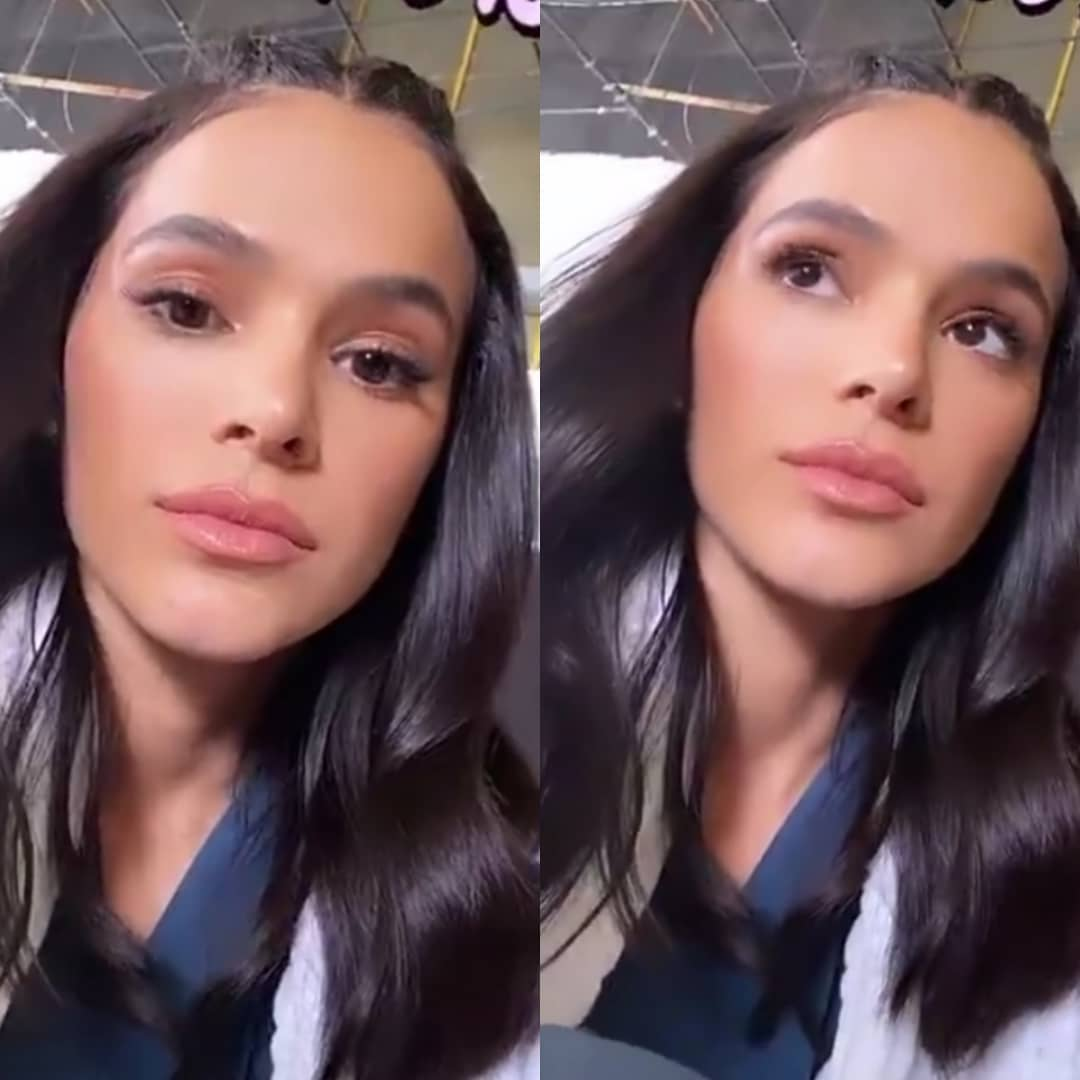 Bruna Marquezine muda o visual e arrasa com cabelo mais comprido