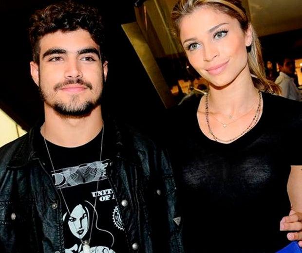 Caio Castro desconversa sobre casamento