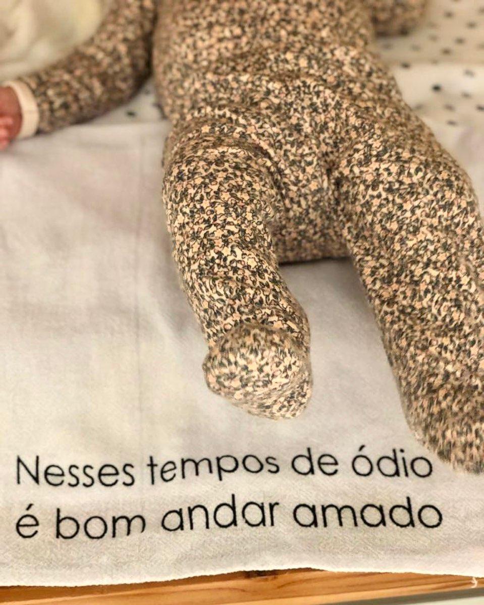 Foto postada por Fernanda Lima