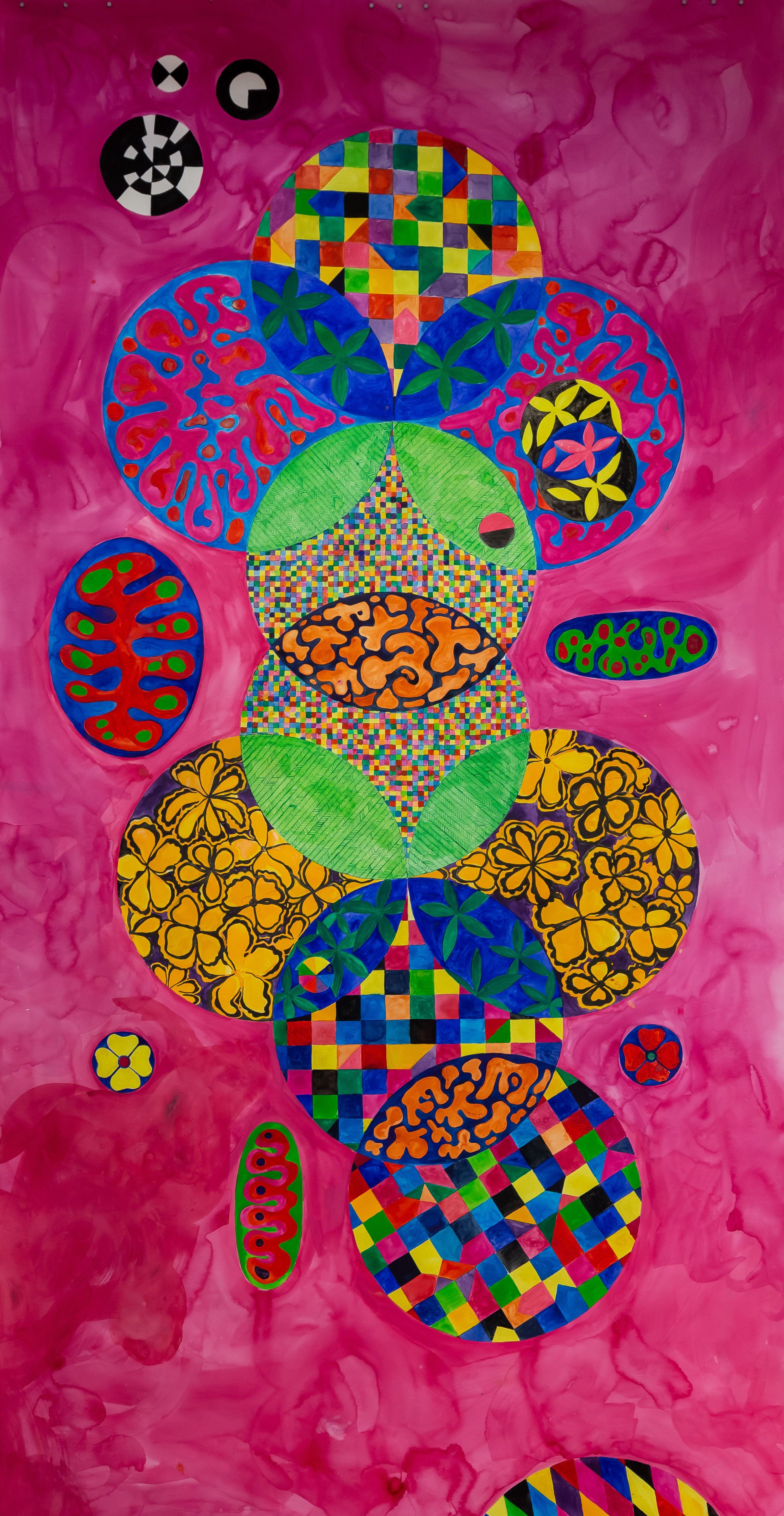 Obra de Paula Parisot
