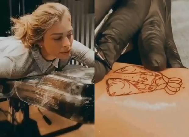 Tatuagem Grazi