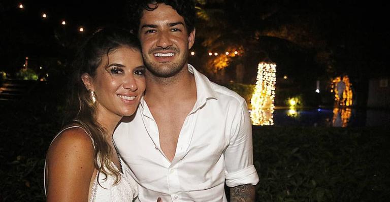 Rebeca Abravanel, 38, e Alexandre Pato, 29