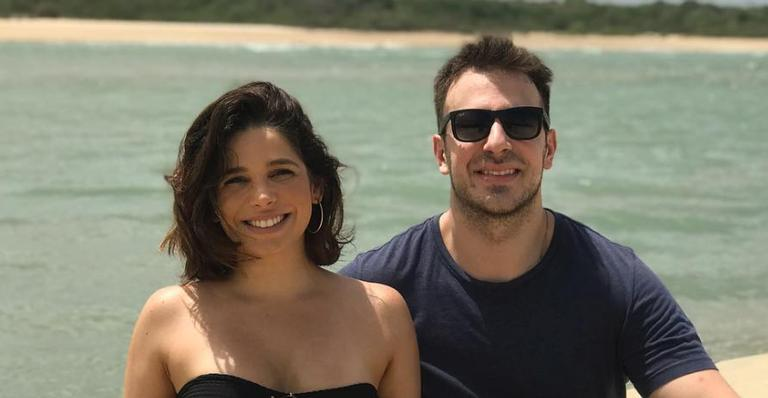 Sabrina Petraglia é casada com Ramon Velázquez