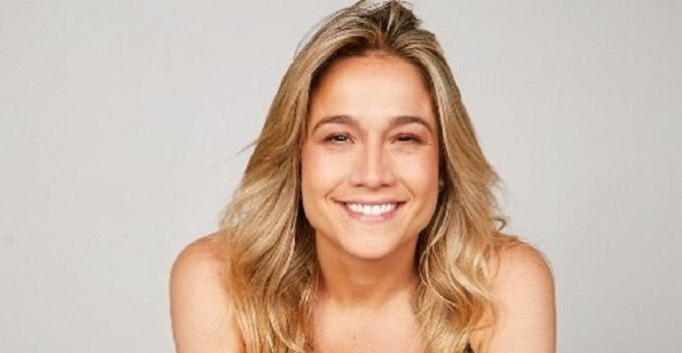 Fernanda Gentil muda cabelo radicalmente