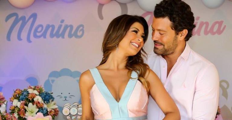 Amanda Françozo e Gregor Ferreira