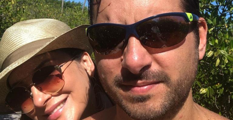 Marido de Claudia Leitte aponta chance de parto