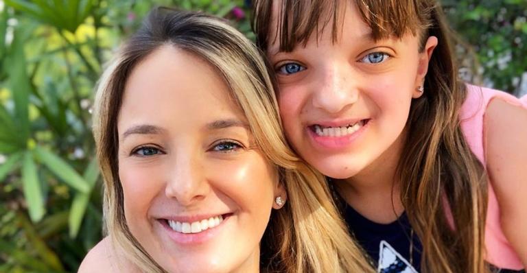 Ticiane Pinheiro e Roberto Justus presenteiam a filha com festa chiquíssima