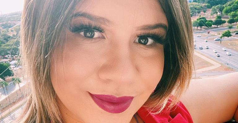 Marilia Mendonça deixa web babando por sua barriga de grávida - Máxima