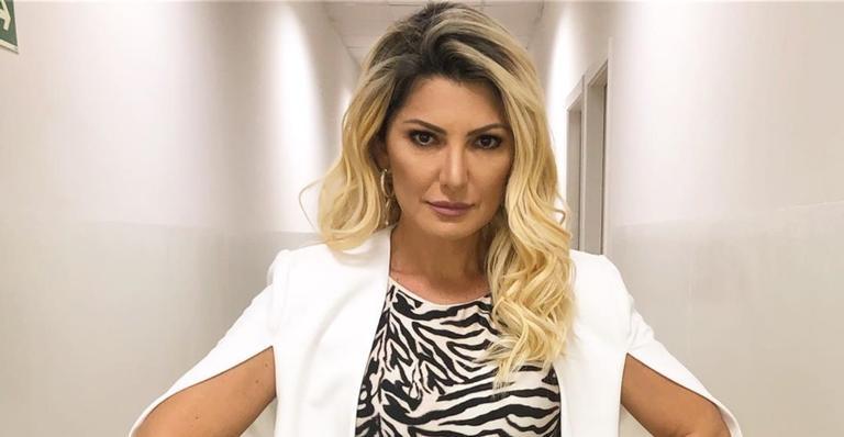 Antonia Fontenelle revela que precisará passar por cirurgia