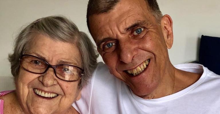 Jorge Fernando e Hilda Rebello
