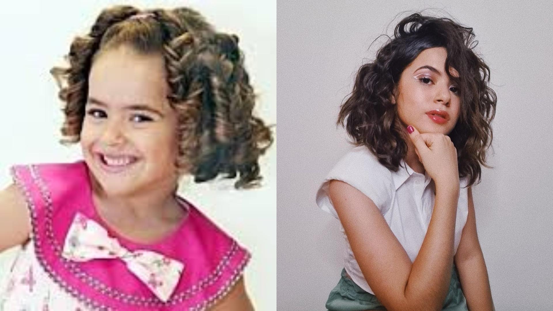 Antes e Depois de Maisa Silva