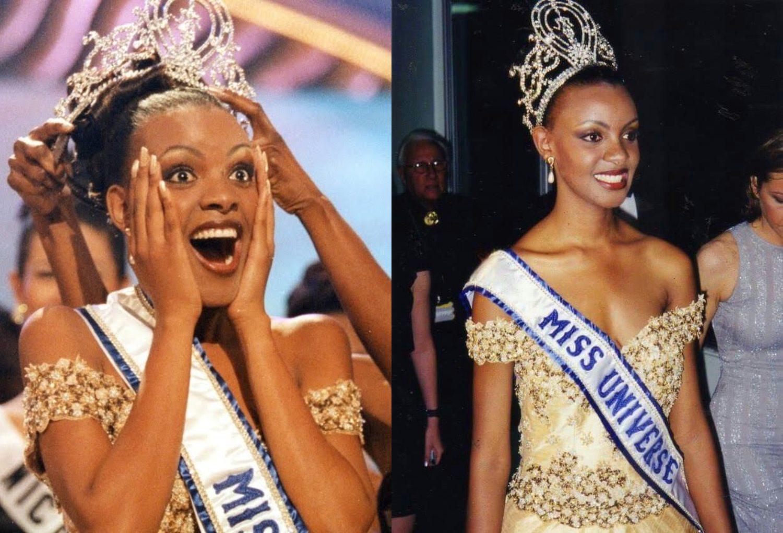 Miss Botsuana 1999
