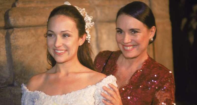 A Helena de Regina Duarte em Por Amor