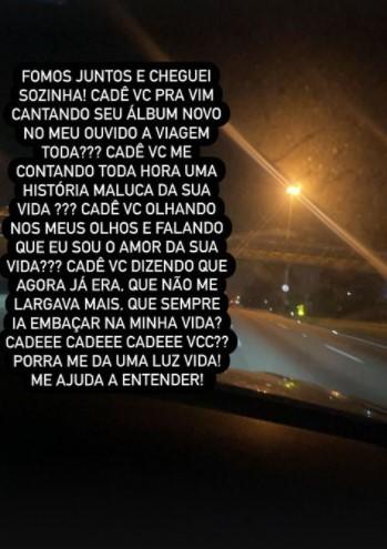 Deolane Bezerra desabafa sobre a morte de Mc Kevin