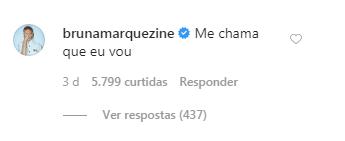 Bruna Marquezine, BBB20