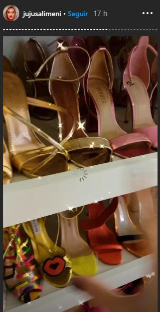 Sapatos Juju