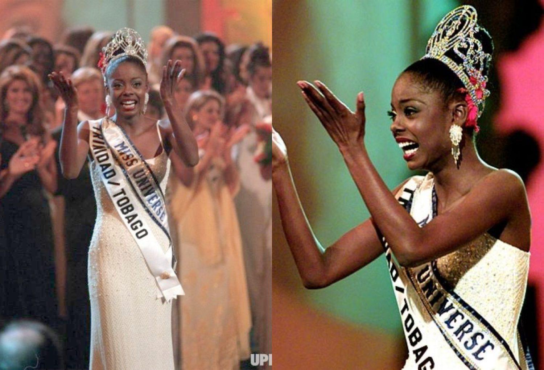 Miss Trinidad e Tobago 1998