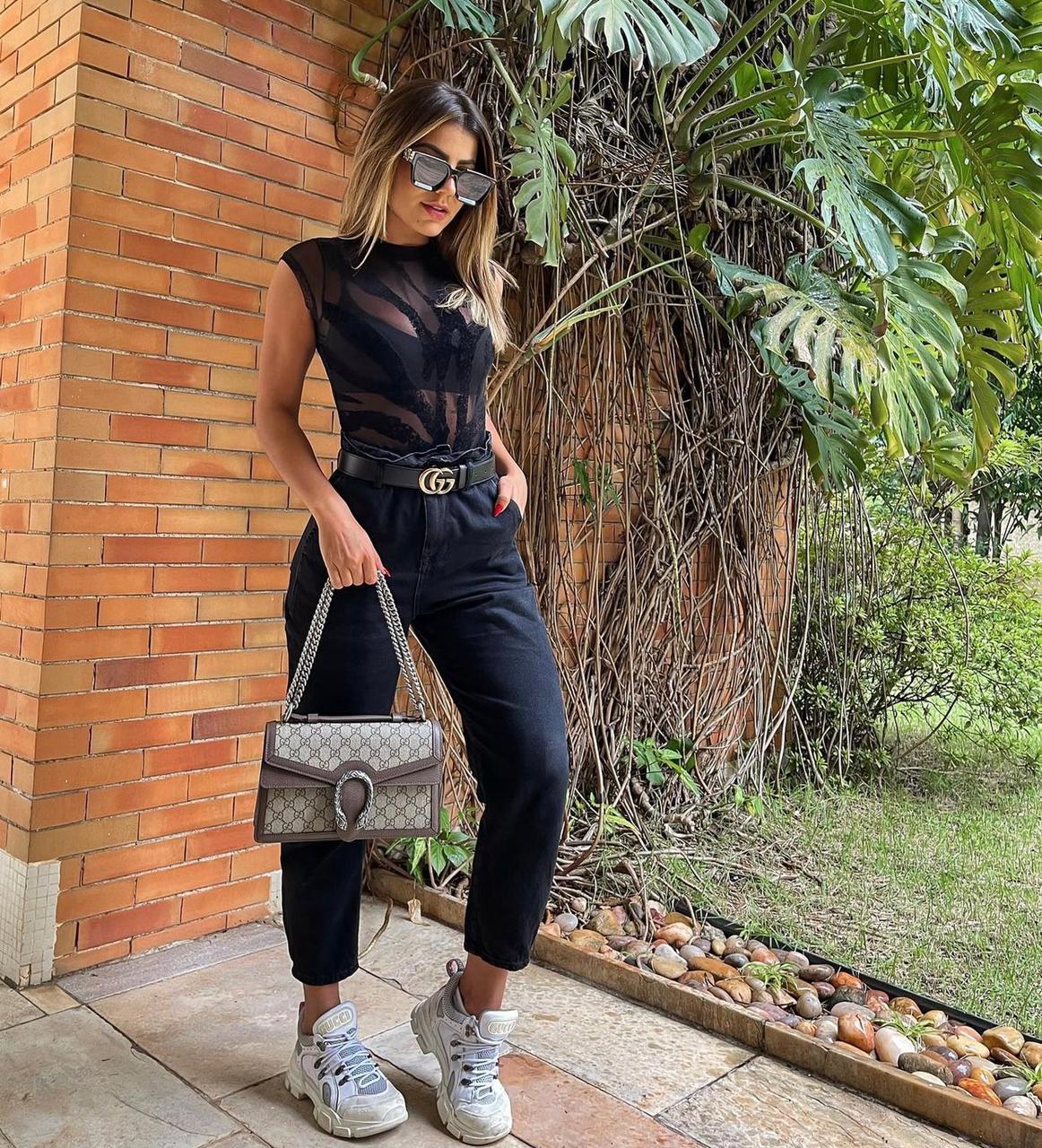 Hariany Almeida dá dicas de moda