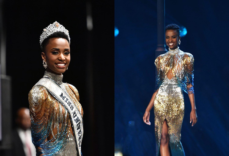 Miss África do Sul 2019